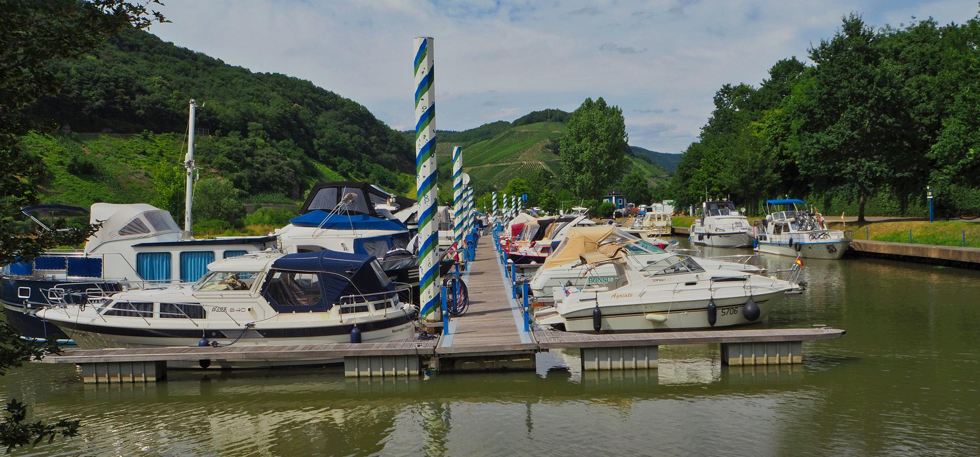 Hafen-schmal
