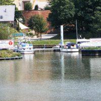 Yachthafen Marina Mittelmosel mit Gastliegeplätzen, Liegeplätzen und Winterlager