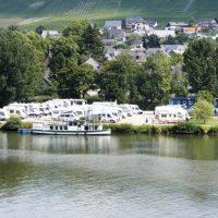 Marina Mittelmosel - Hafen & Wohnmobilstellplatz mit umfangreichem Service