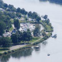 Marina Mittelmosel - Hafen & Wohnmobilstellplatz im idyllischen in Neumagen - Dhron an der Mosel